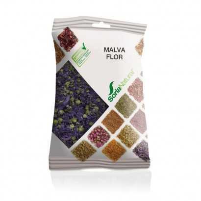 MALVA FLOR SORIA NATURAL