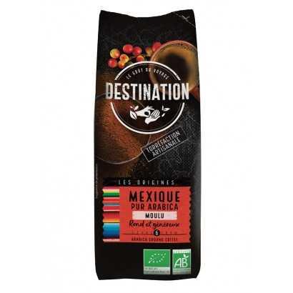 CAFE MOLIDO MEXICO 100%...