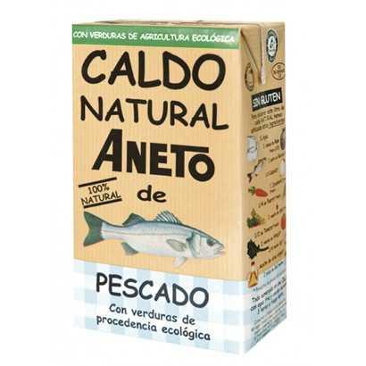 CALDO PESCADO 1L ANETO