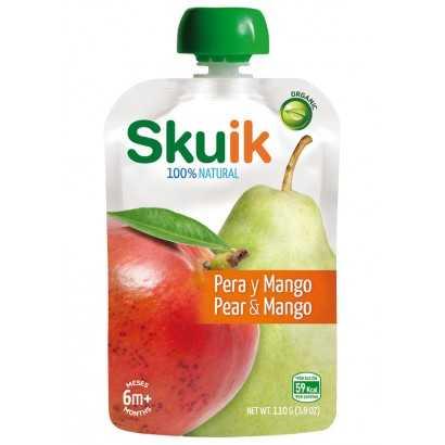 PURE PERA Y MANGO 110G  SKUIK