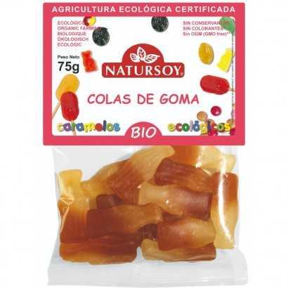 GOMINOLAS COLAS 75G NATURSOY