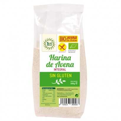 HARINA AVENA INTEGRAL S/G...