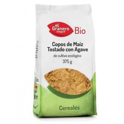 COPOS MAIZ TOSTADOS C/AGAVE...