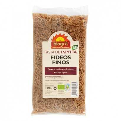 FIDEO FINO ESPELTA 250GR...