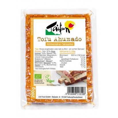 TOFU AHUMADO...