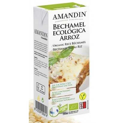 BECHAMEL DE ARROZ  200ML...