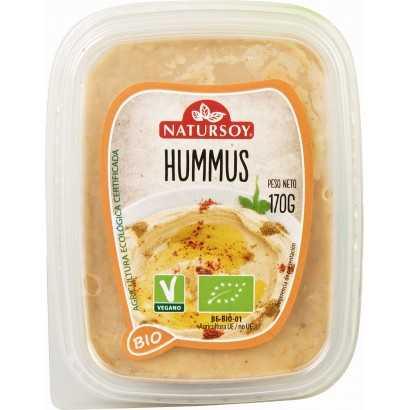 HUMMUS 170GR NATURSOY