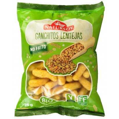 GANCHITOS LENTEJAS 75GR...