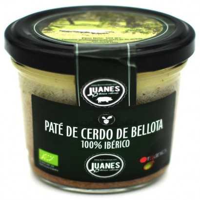 PATE JAMON IBERICO 100G JUANES