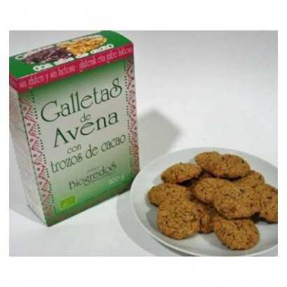 GALLETAS AVENA Y CACAO 200G...