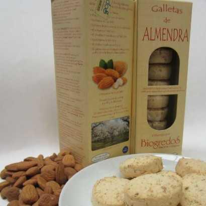 GALLETAS ALMENDRA 200G SIN...