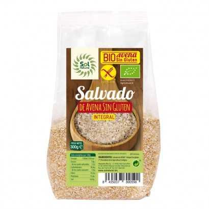 SALVADO DE AVENA SIN GLUTEN...