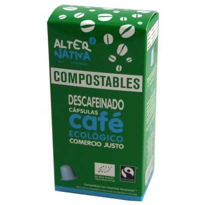 CAPSULAS COMPOSTABLES CAFE...