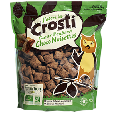 CROSTI CORAZON DE CHOCOLATE...