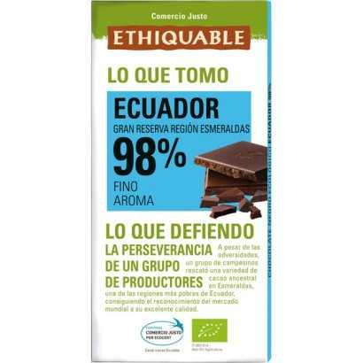 CHOCOLATE 98% CACAO 100G...