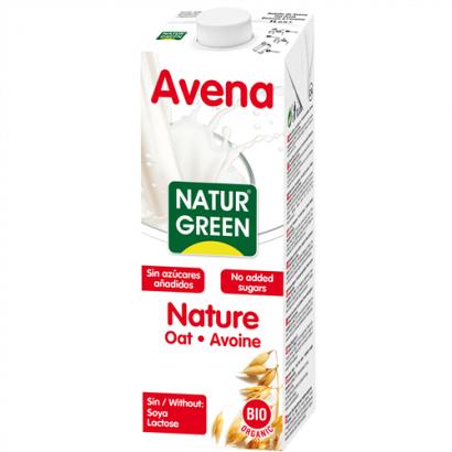 BEBIDA DE AVENA NATURAL 1L...