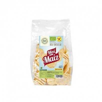 MINI TORTITAS MAIZ S/G...