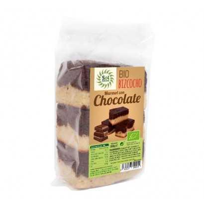 BIZCOCHO MARMOL CHOCOLATE...