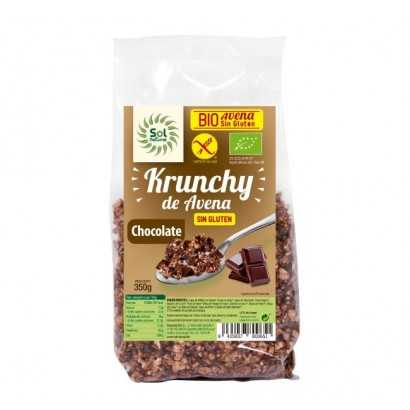 KRUNCHY AVENA CHOCOLATE S/G...