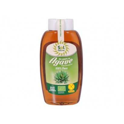 SIROPE DE AGAVE 500ML SOL...