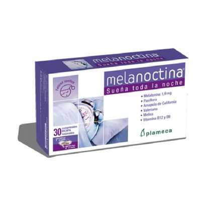 MELANOCTINA 30 CAP PLAMECA