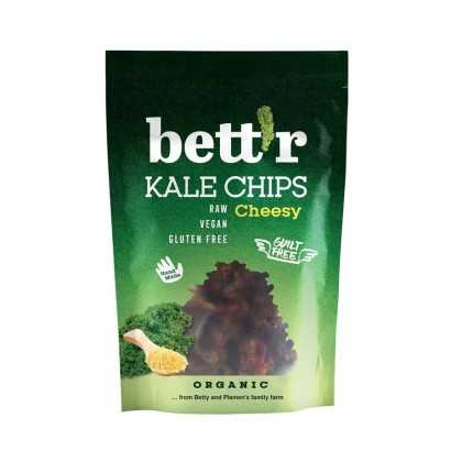 CHIPS KALE QUESO VEGANO Y...