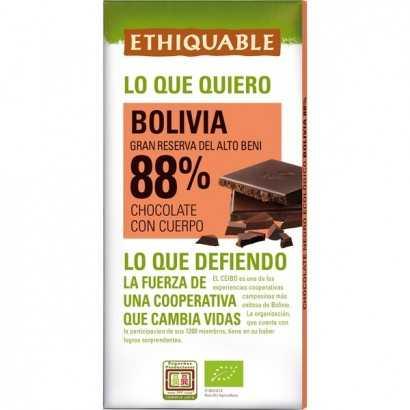 CHOCOLATE NEGRO 88% BOLIVIA...