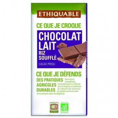 CHOCOLATE LECHE Y ARROZ...