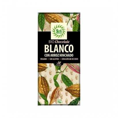 CHOCOLATE BLANCO CON ARROZ...