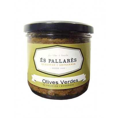 PATE OLIVAS VERDES 100 GR...